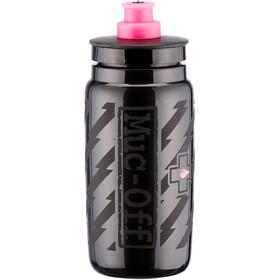Muc-Off Elite Custom Fly Water Bottle 0,5l black